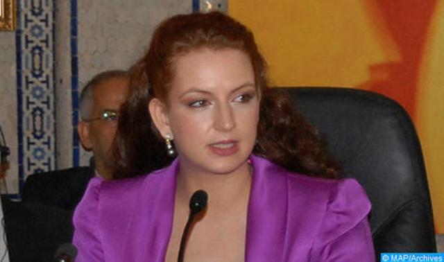الأميرة للا سلمى تترأس بالرباط الاجتماع العادي لمؤسسة للا سلمى لعلاج السرطان