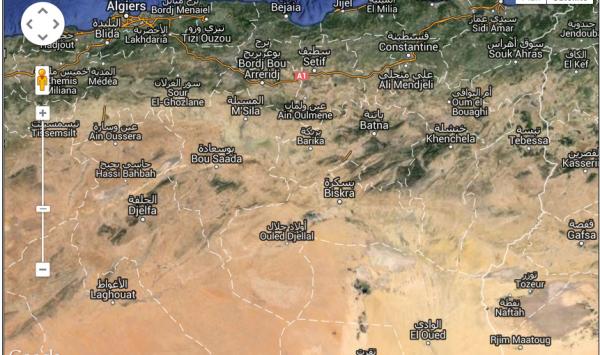 مركز رصد الزلازل يوضح كل شيء عن الهزات الأرضية التي تضرب الجزائر هذه الأيام