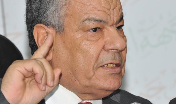 أمين العام لحزب جبهة التحرير الوطني  يهاجم جاب الله ويشكـك في تمويل حمس