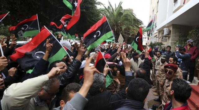 أطراف الأزمة الليبية تبحث في الصخيرات تشكيل