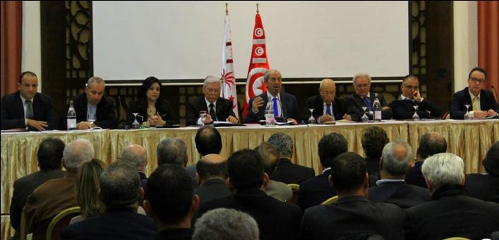 بسبب انعدام التوافق حركة نداء تونس تؤجل انتخاب مكتبها السياسي