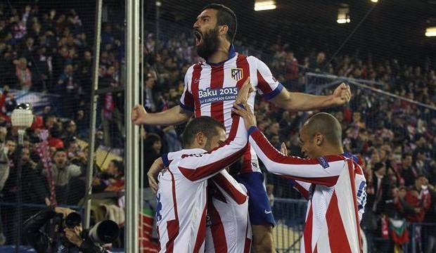 أتلتيكو وموناكو يتأهلان لربع نهائي دوري الأبطال