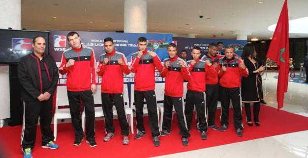 المغرب يفوز على أوكرانيا للمرة الثانية في الملاكمة الاحترافية