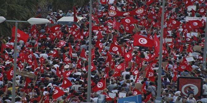 موريتانيا تشارك في مسيرة مناهضة للإرهاب بتونس