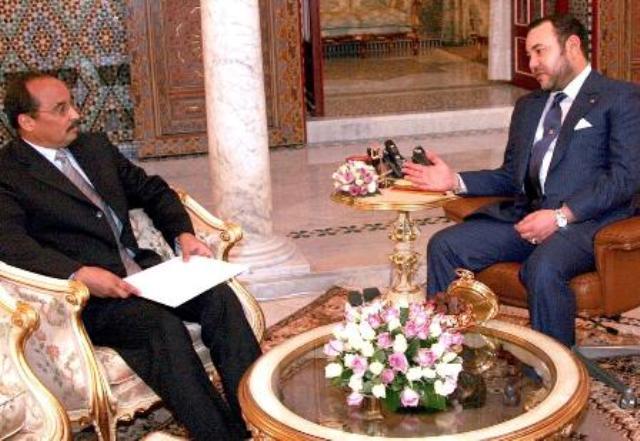 ترحيب كبير من الموريتانيين بعد الحديث عن زيارة ملكية