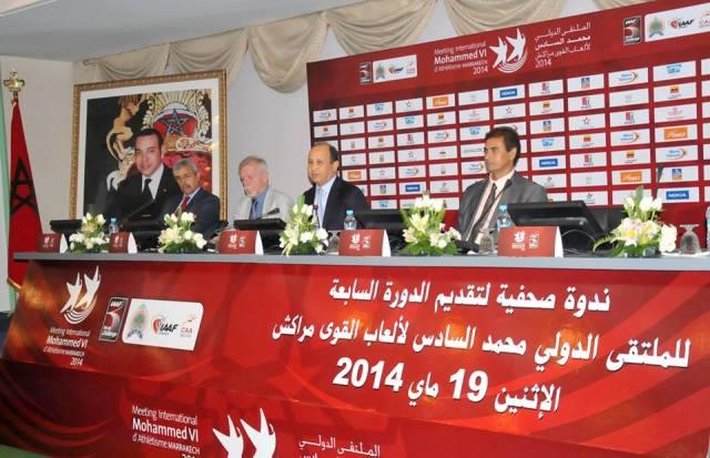 ملتقى محمد السادس الدولي يقترب من العصبة الماسية