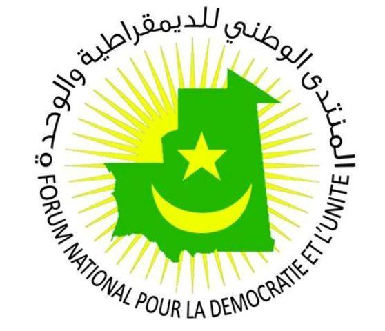 المنتدى الوطني للديمقراطية والوحدة  الموريتاني المعارض