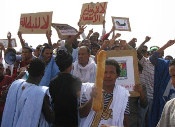 سفراء أوروبيون يتوقعون انفجارا للأوضاع في موريتانيا