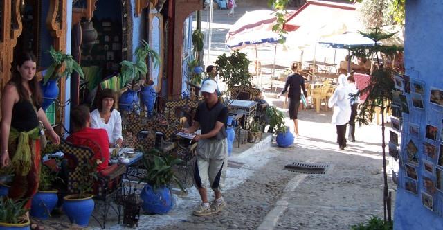 مدينة شفشاون المغربية تدخل الخريطة الرقمية لدعم الجاذبية السياحية