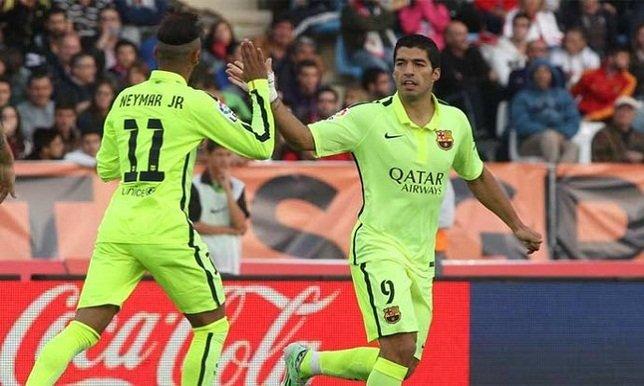 بيريز يريد خطف نيمار وسوايز من برشلونة