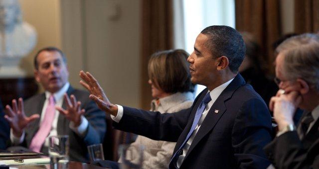 خلاف حاد بين إدارة أوباما والجمهوريين بخصوص إيران