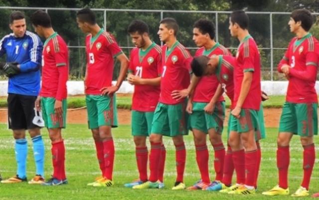 المنتخب الاولمبي المغربي يلاقي منتخب بوركينافاصو وديا