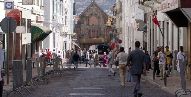 توقيف قاصرين هاجما مسجدا بمسدس وسلاح أبيض في شمال المغرب