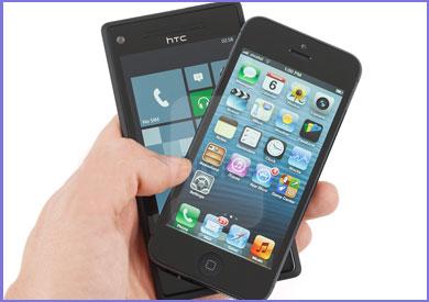 .هاتف ذكي يساعد النساء في الأعمال المنزلية