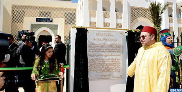 تكوين 150 إماما فرنسيا في المغرب في معهد دشنه الملك محمد السادس اليوم الجمعة