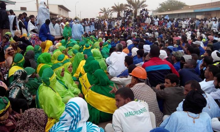 النقابات الموريتانية تقرر الاضراب للتضامن مع عمال