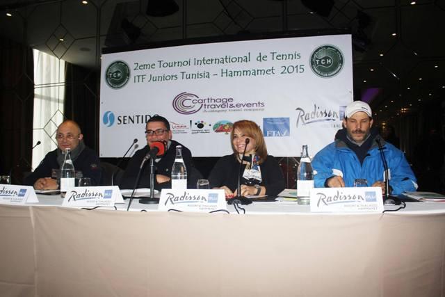 الجامعة التونسية للتنس تنتقد مقاطعة بطولة تونس