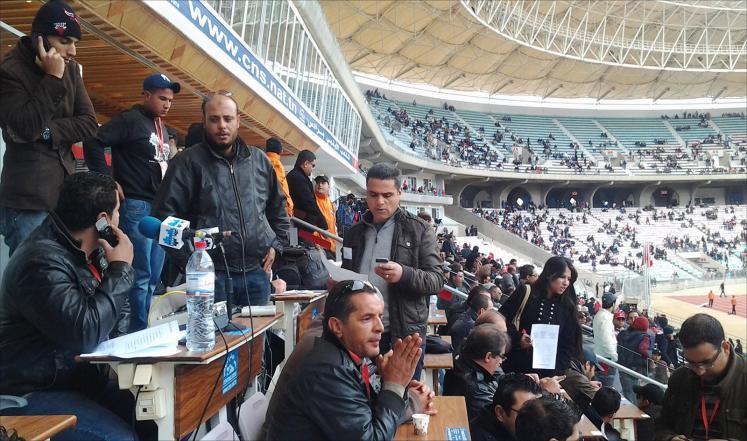 الصحافة الرياضية تقاطع رؤساء الأندية التونسية
