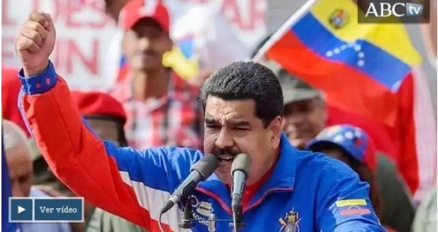 رئيس فنزويلا واثق من نجاحه في انتخابات إسبانيا!!!