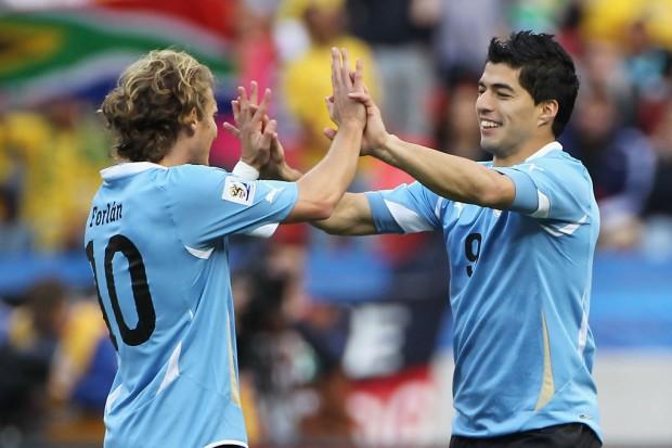 27 لاعبا في قائمة الأوروغواي قبل مواجهة المغرب