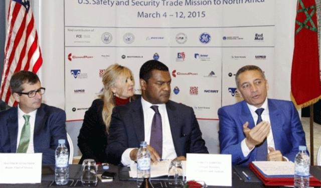 عشرة من أقطاب الصناعة الأمنية الأمريكية في زيارة استكشافية للمغرب