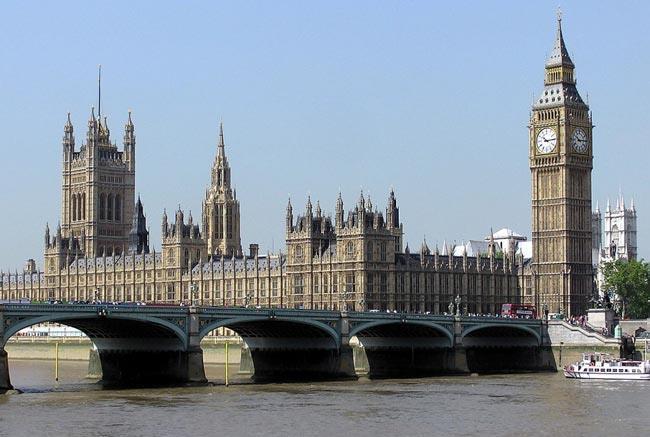 الفئران تجتاح مبنى البرلمان البريطاني