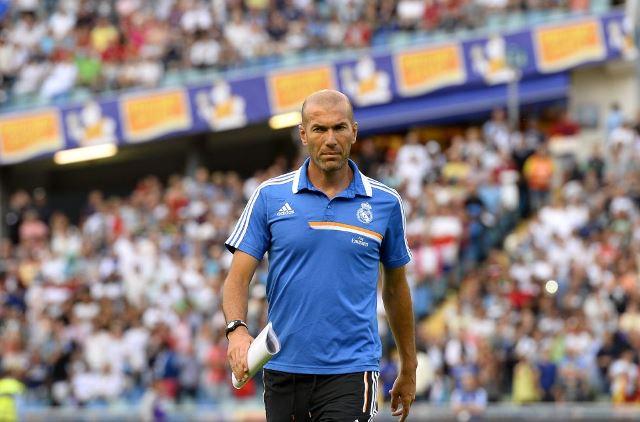 زيدان يعترف برغبته في تدريب ريال مدريد