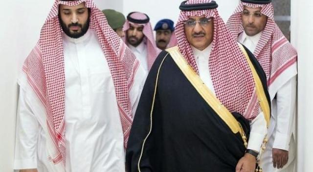 العاهل المغربي يهنيء الأميرين محمد بن نايف ومحمد بن سلمان بن عبد العزيز ال سعود