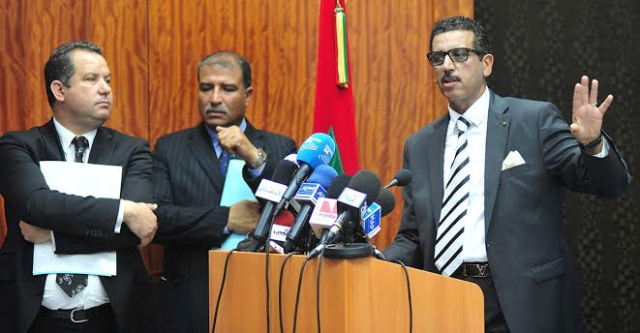 حصاد يبلغ الخيام رضا الملك محمد السادس بعد إحباط أخطر عملية إرهابية