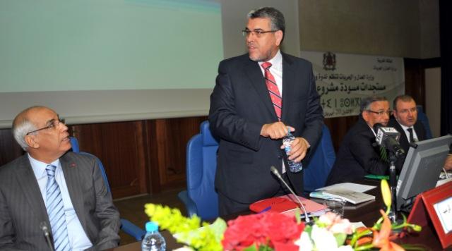 الرميد:  مستجدات مراجعة القانون الجنائي تهدف إلى تكريس الإصلاح وسد الثغرات
