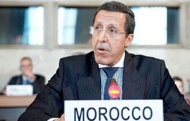 عمر هلال: استرجاع الصحراء المغربية تم طبقا للقانون الدولي