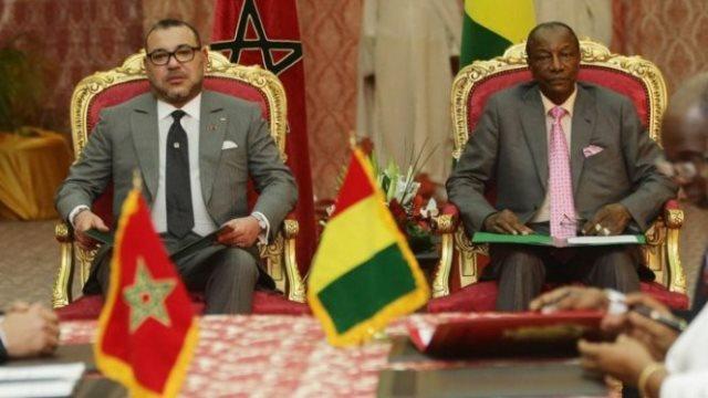 العاهل المغربي يأمر بتقديم الدعم اللازم لغينيا لمواجهة وباء