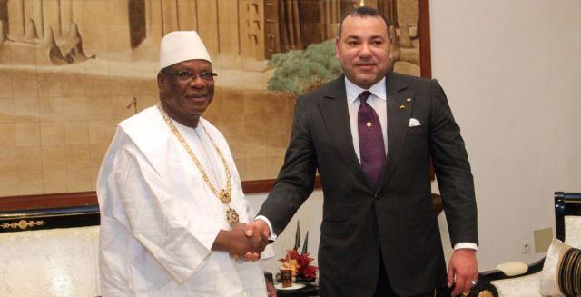 المغرب يدعو القوى الحية في مالي إلى إيجاد حل توافقي يحفظ الوحدة الترابية للبلاد