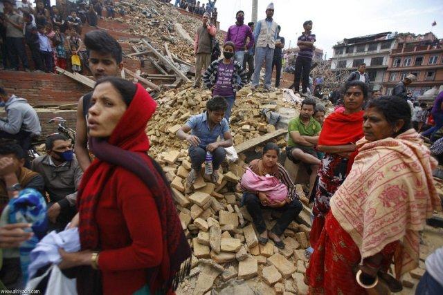 مساعدة عاجلة من المغرب إلى النيبال لمواجهة الأثار المدمرة للزلزال
