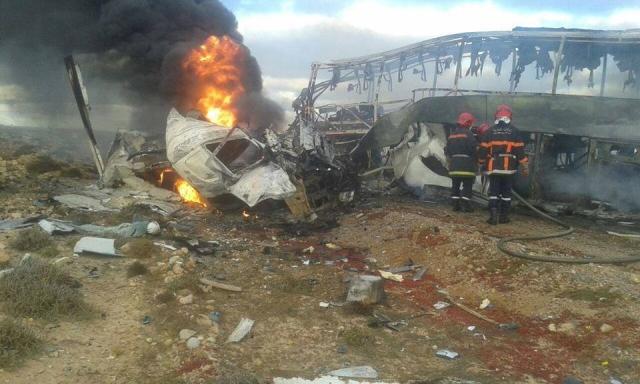 وزارة الداخلية المغربية تنفي: لاعلاقة لحادثة طنطان بتهريب المحروقات