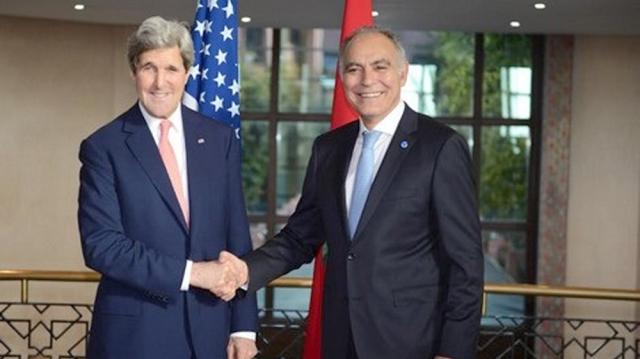 الحوار الاستراتيجي بين المغرب والولايات المتحدة الأمريكية ينعقد غدا في واشنطن