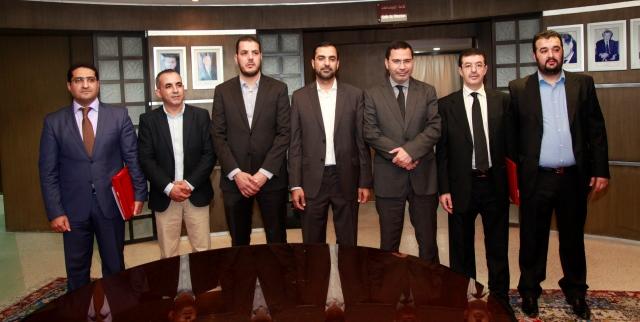 الرباط..توقيع اتفاق لمواكبة تنزيل مخطط الانتقال إلى التلفزة الرقمية الأرضية