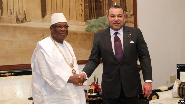 الرئيس المالي يؤكد ثقته في مستقبل العلاقات المتميزة القائمة بين بلده والمغرب