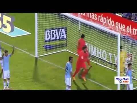 برشلونة وسيلتا فيغو 1-0