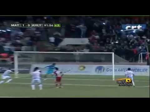 المغرب التطواني-الأهلي :1-0