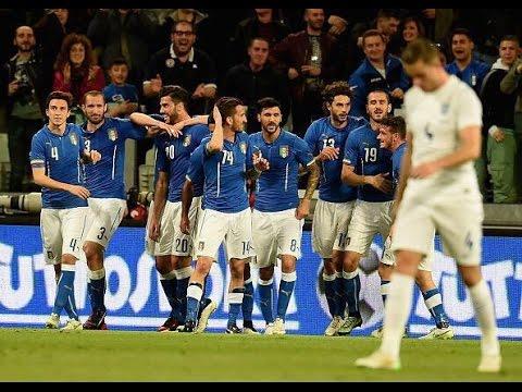 ايطاليا وانجلترا 1-1