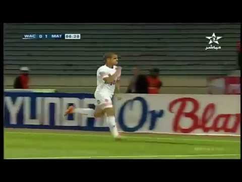 الوداد البيضاوي 1 - 1 المغرب التطواني