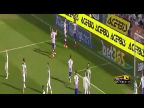 اتلتيكو مدريد وقرطبة 2-0