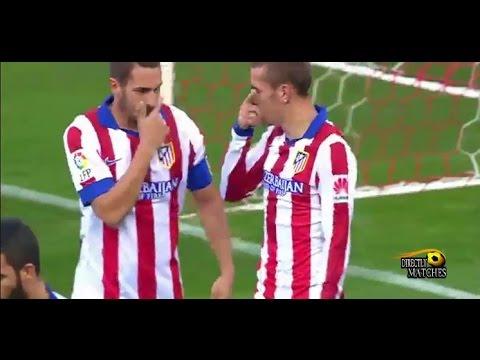اتلتيكو مدريد وريال سوسيداد 2-0