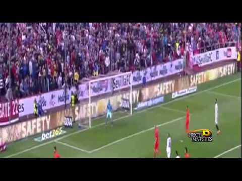 برشلونة واشبيلية 2-2