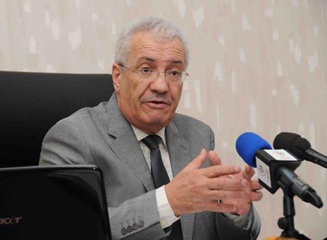 وزير الاتصال الجزائري يدشن مركز الصحافة بقسنطينة