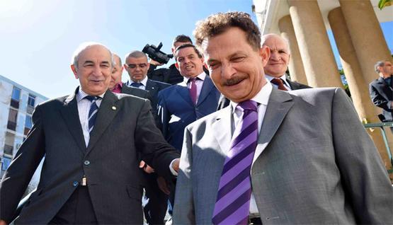 وزير السكن الجزائري ينهى مهام إلياس بن إيدير على رأس وكالة عدل