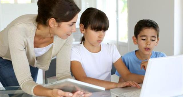 4 أسلحة لمحاربة إدمان الإنترنت لدى الأطفال
