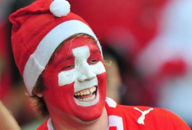 السويسريون أسعد شعوب العالم والسوريون أتعسهم