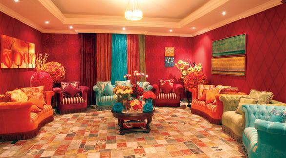 نصائح لتنسيق الألوان في ديكور المنزل